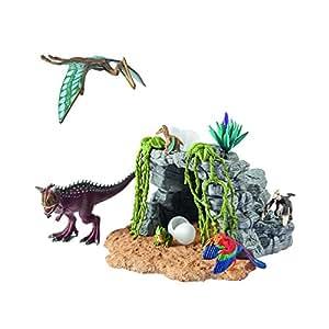 Schleich Dinosaur Play Set with Cave