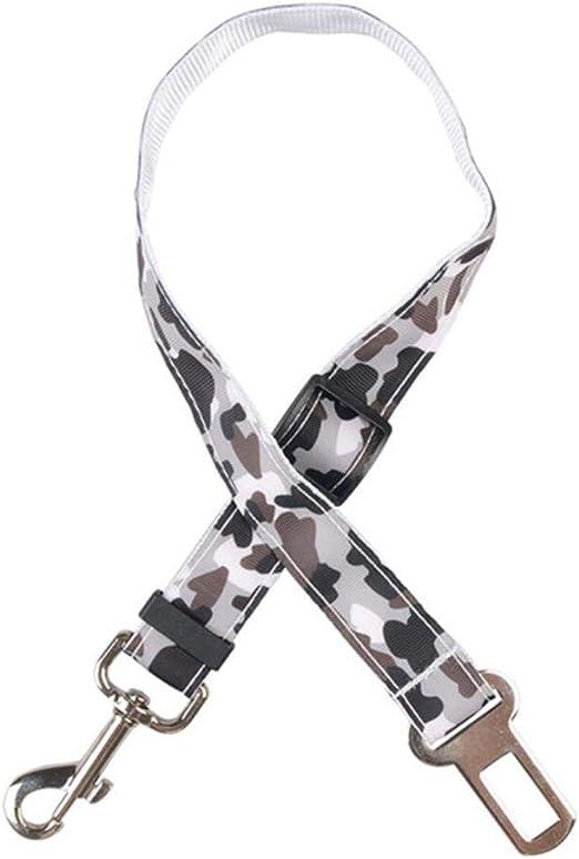 fish Dogs Safety Car Safety Belt Puppy Pet Cinturón de Seguridad ...