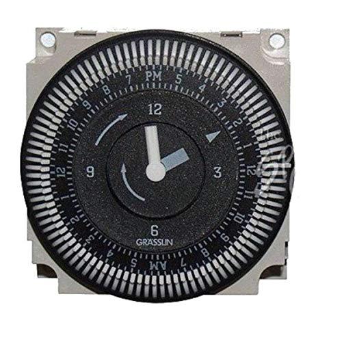 Hot Tub Classic Parts Sundance Spa Time Clock 120 Volt (CRL), SUN6000-510