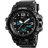 DIRAY Men Analog Sport Digital Watch Electronic...