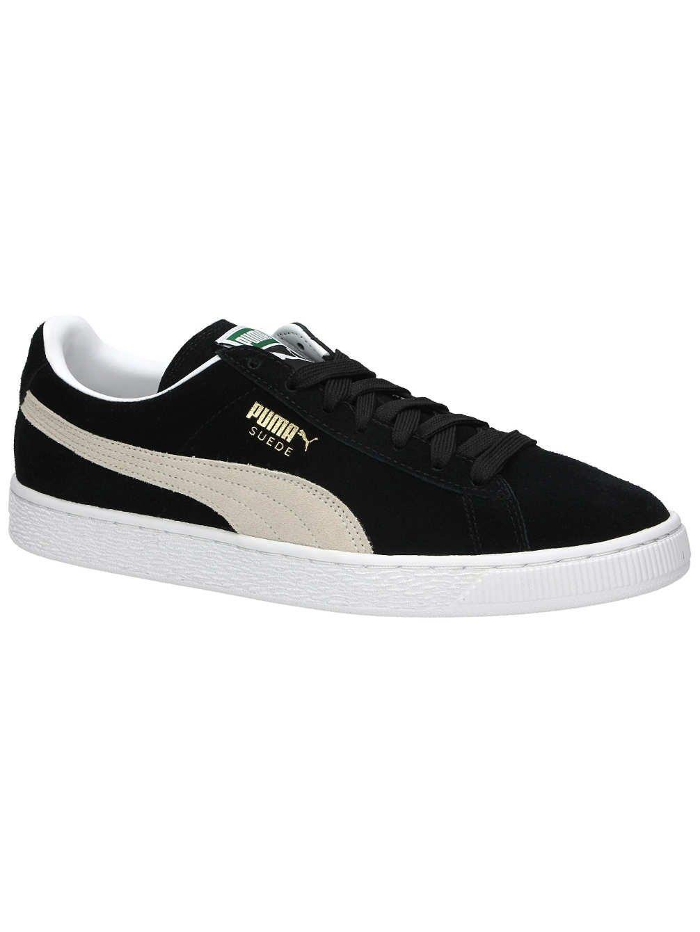 Puma Suede Classic+, Zapatillas Unisex Adulto 9|Negro