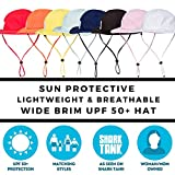 SwimZip Kid's Sun Hat - Wide Brim UPF 50+ Sun