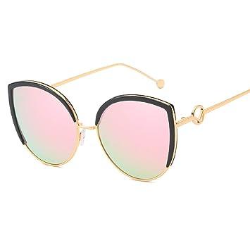 YHgiway Polarised Gafas de Sol Cateye Mujeres-señoras ...