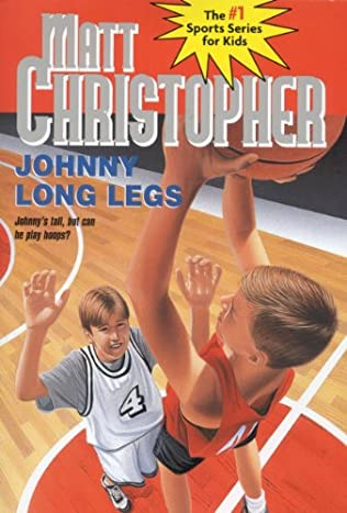 book cover of Johnny Long Legs