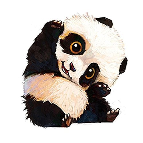 - callm 5D Diamond Painting, Hot Sale DIY Cross Stitch Kit Animals Diamond Embroidery Painting Drill Arts Craft Supply for Home Wall Decor (Panda)