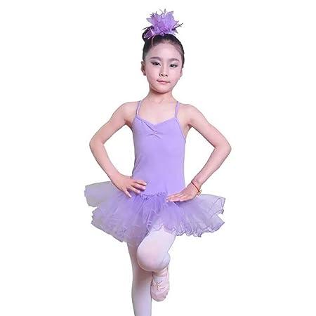 1ce2b0c97ee9 YuFLangel Children s Dance Costume Girls Ballet Skirt Children s ...