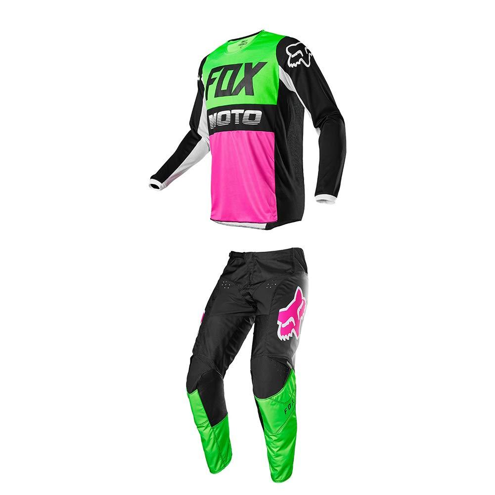 Fox Racing Youth 180 Fyce Jersey//Pants Set- XL//28