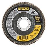 DEWALT DWA8285 80G T29 XP Ceramic Flap Disc, 5'' x 7/8''