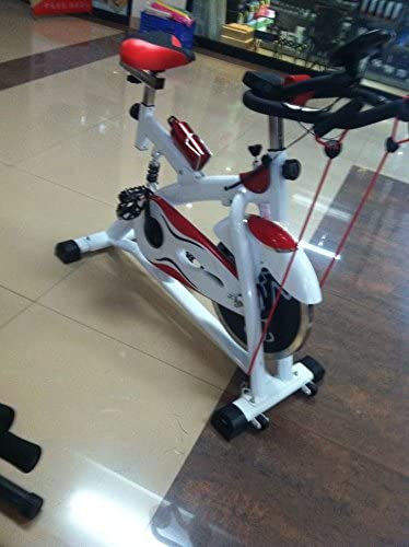 Lauson - Bicicleta spinning em30-2 18kg inercia: Amazon.es ...