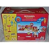 McDonald's Play Restaurant Set