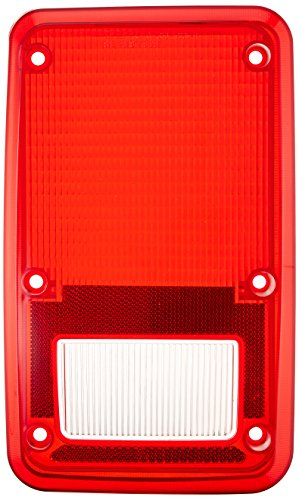 Depo 00-333-1920L-S Dodge/Plymouth Van Driver Side Replacement Taillight Lens Only