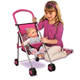 Best Baby Doll Strollers - Graco Flat Fold Doll Stroller Review