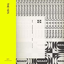 Notes On A Conditional Form (Vinyl)