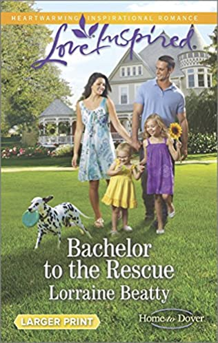 book cover of Bachelor to the Rescue