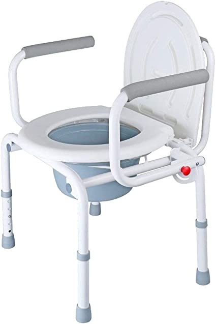 LY88 Chaise de Bain Bidet/Toilette Assis Vieil Homme Assis ...