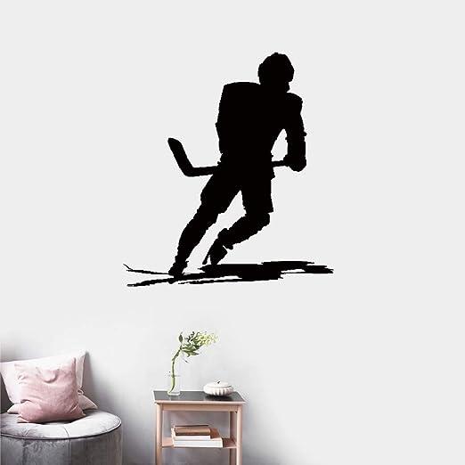 pegatinas de pared tortugas ninja Jugador de hockey sobre ...