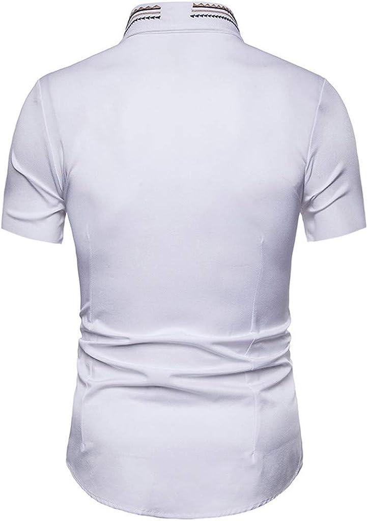 Kobay T-Shirt /à Manches Courtes imprim/é de la Mode pour Hommes Nouveau Chemisier /à Manches Courtes et /à Manches Courtes pour Hommes imprim/é Mode 3D