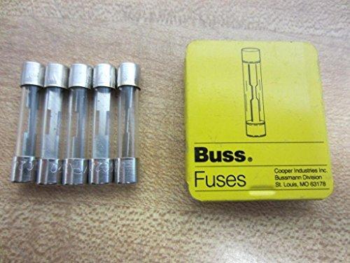 Bussmann AGC-20 Buss Fuse 20A 32V AGC20 (Pack of 5) by Bussmann Eaton Bussmann