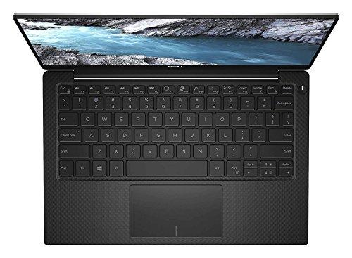 Dell XPS 9370 13.3in 4K UHD Touchscreen Laptop PC - Intel Core i7-8550U 4.0GHz, 16GB, 512GB SSD, Wi-Fi, Bluetooth, Webcam, Windows 10 Pro - Silver (Renewed)