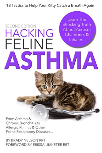 Asthma Cats Hacking Feline Respiratory ebook product image