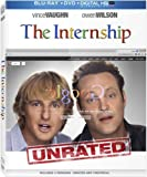 The Internship (Blu-ray + DVD + Dig