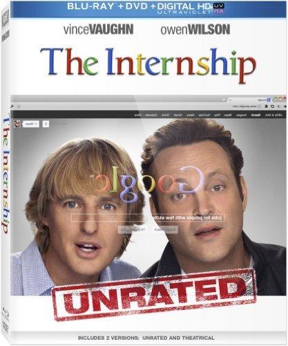 The Internship (Blu-ray + DVD + Digital HD with UltraViolet) by Twentieth Century Fox Film Corporation