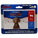 PetArmor FastCaps For Dogs, 25+ lbs 6 ea