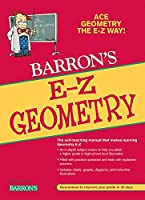 E-Z Geometry (Barron's E-Z Series)