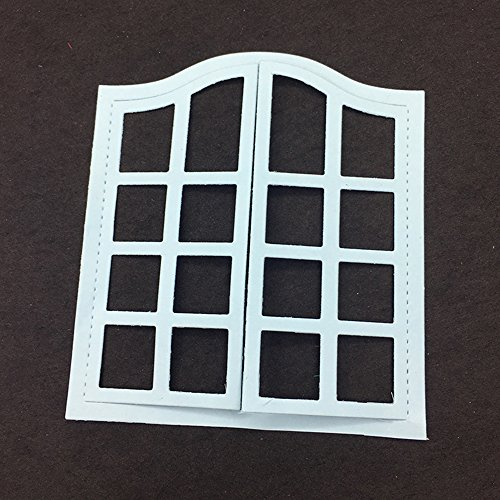 Halloween Cut Out Cards - Window Metal Cutting Dies for Card