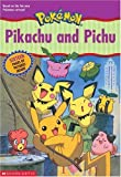 Pikachu and Pichu, Tracey West, 0439294886