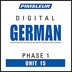 German Phase 1, Unit 15