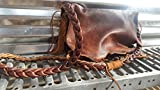 Vintage Boho all Leather Purse
