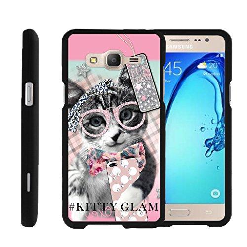 TurtleArmor | Samsung Galaxy On5 Case | G550 | G5500 [Slim Duo] Slim Lightweight Snap On 2 Piece