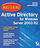 img - for Mastering Active Directory for Windows Server 2003 R2 by Brad Price (2006-01-04) book / textbook / text book