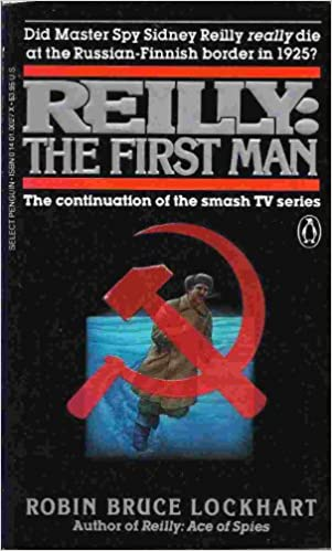 Image result for sidney reilly the first man
