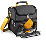ONIVA - a Picnic Time Brand Pranzo Insulated Lunch Tote, Anthology Collection