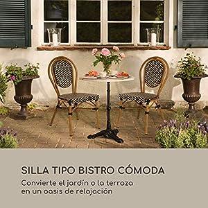 blumfeldt Montpellier - Silla Bistro-2