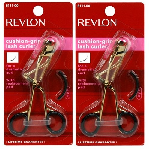 Revlon Cushion Grip Curler Colors