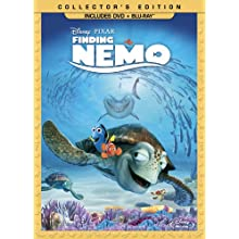 Finding Nemo (Three-Disc Collector's Edition: Blu-ray/DVD in DVD Packaging) (2003)