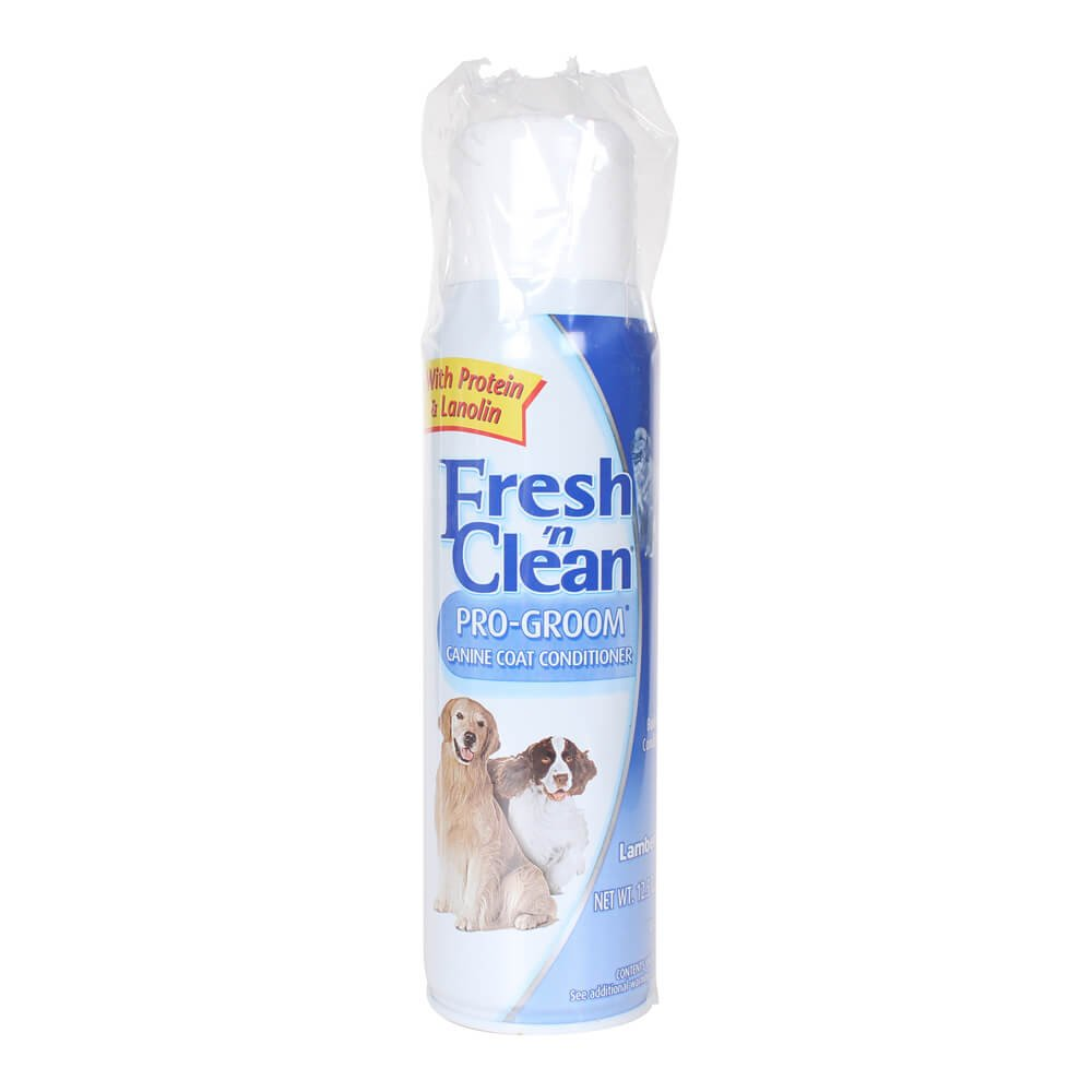 Fresh 'n Clean 22581 Pro-Groom Canine Coat Conditioner, 12.5 oz