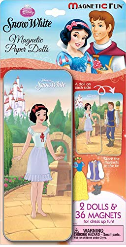 Snow White Magnetic Paper -