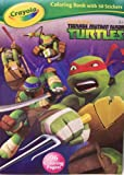 Best Crayola Educational Toys For 4 Year Olds - Teenage Mutant Ninja Turtles Crayola Coloring Book Review
