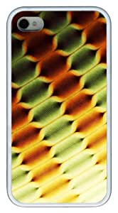 iphone 4S carry cases patterns abstract parallax 36 pc White for Apple iPhone 4/4S