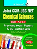 Joint CSIR-UGC (NET/JRF) Chemical Sciences: Previous Papers and 25 Practice Sets (Solved)