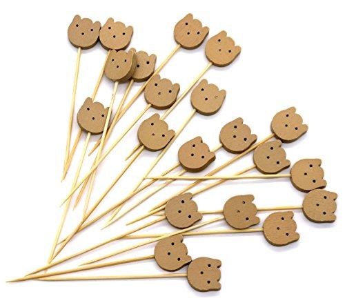 wooden bears - 1