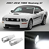 pontiac grand prix gt 2006 - Partsam Car Reverse Backup 921 T10 912 Cree White Led Bulbs For Ford Mustang Gt 2007 2008 2009 2010 2011 2012
