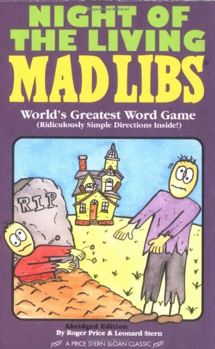 Mad libs halloween 10-pack]()