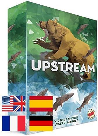 2 Tomatoes Games Upstream, Multicolor (8437016497111-0): Amazon.es ...