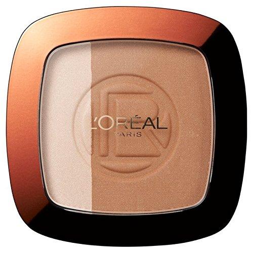 ロレアルグラム青銅デュオ、ブロンドの調和101 x4 - L'Oreal Glam Bronze Duo, Blonde Harmony 101 (Pack of 4) [並行輸入品] B072BC27K1