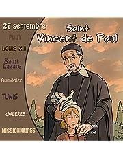 CD SAINT VINCENT DE PAUL (LIVRE SONORE)